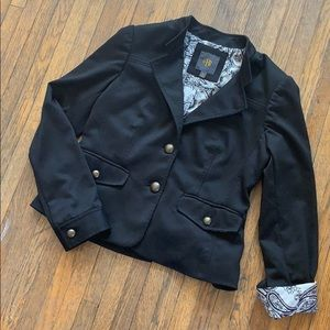 The Limited Black Blazer, Medium